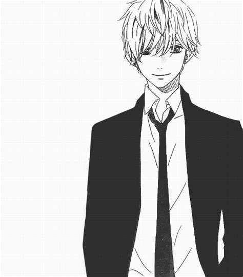 1000 Ideas About Manga Boy On Pinterest Anime Boys Anime Boy In Suit Drawing Free