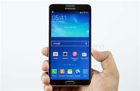 I Untuk Samsung Galaxy Note 3 samsung galaxy note 3 unboxing