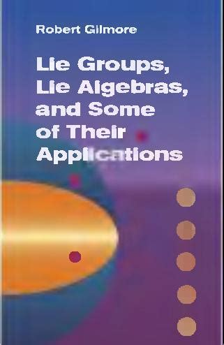 serre finite groups lie groups lie algebras and some of their applications