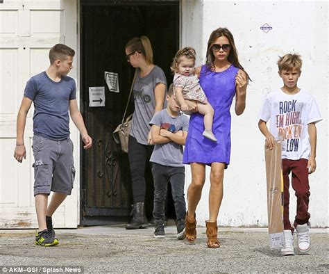 romeo beckham tattoo romeo beckham copies david by a