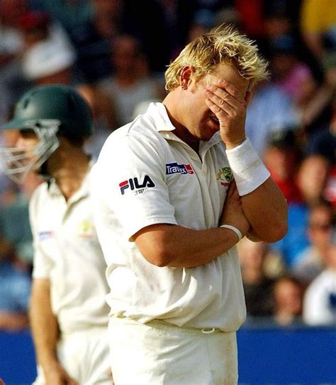 does shane warne wear a hair piece shane warne s lord s painting was touched up because he