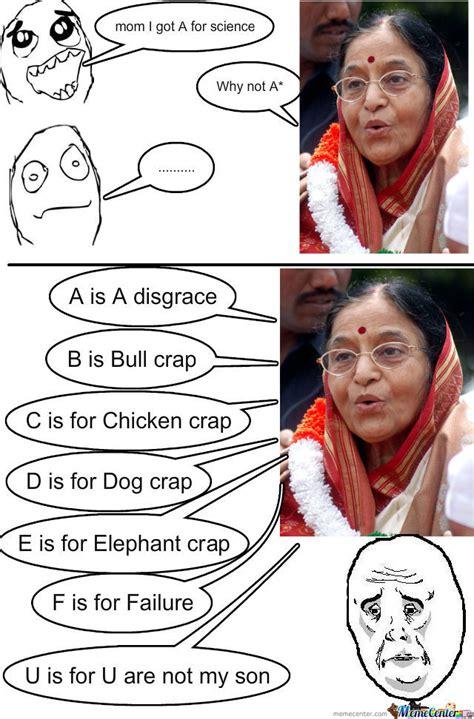 Indian Parents Memes - indian parent by umartheumar meme center