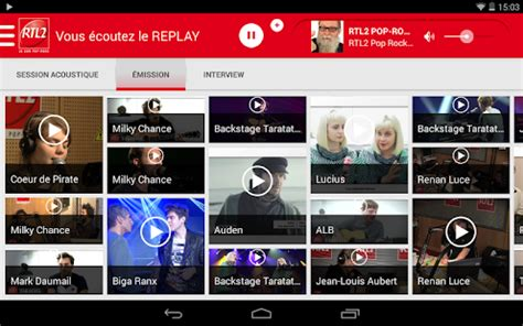 rock version apk app rtl2 le pop rock apk for windows phone android and apps