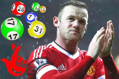 Manchester United Captain Dreams of Winning the Lottery ... Lottosend
