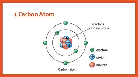 diagram of atoms carbon atom structure www pixshark images