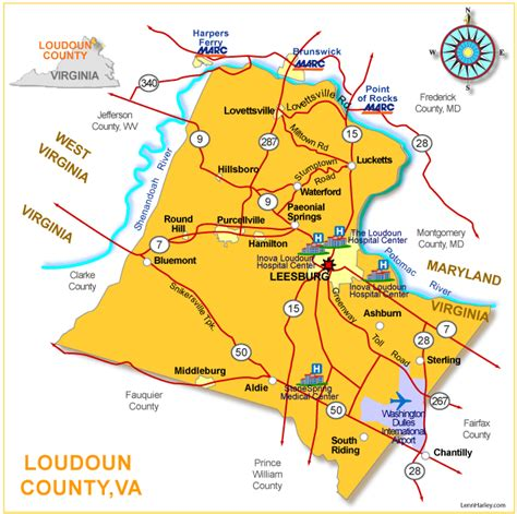 loudoun county va lovely and rural areas for home