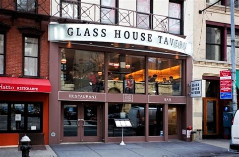 glass house tavern nyc glass house tavern restaurant i love nyc pinterest