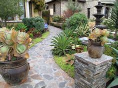 10 x 10 succulent mat 1000 images about front yard mediterranean landscape