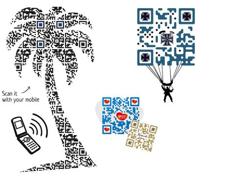 design idea generator successful qr code marketing caign creative qr code