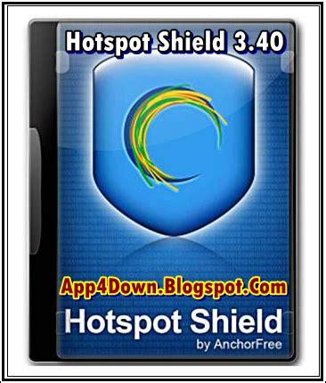 hotspot shield vpn 3 40 full version download hotspot shield 3 40 for windows latest new