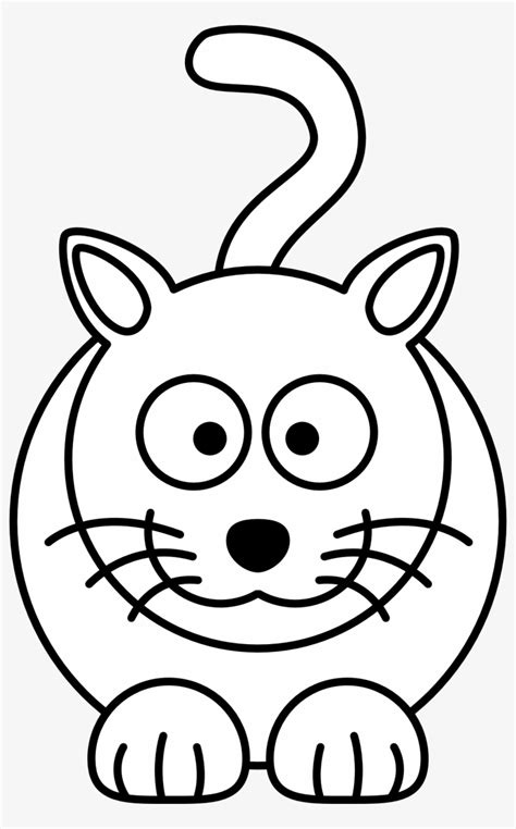 kid drawing book  colour doodling  colouring cat