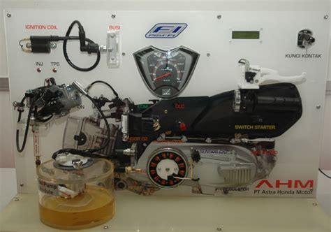 Alarm Motor Matic Injeksi mekanik balap bahas teknologi injeksi vs karburator