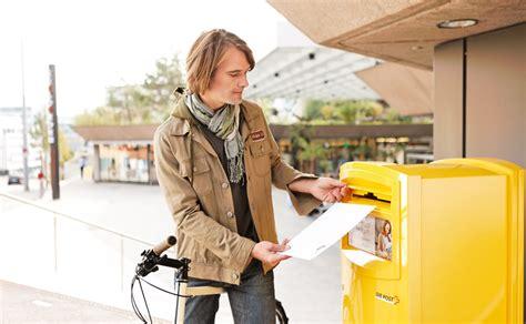 affrancatura lettere affrancatura delle lettere svizzera la posta