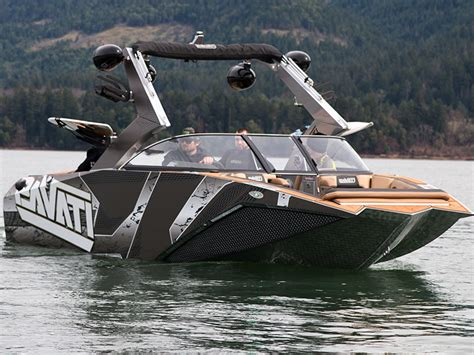 pavati al 26 boat review new used wake boats for sale pavati aluminum wake boats