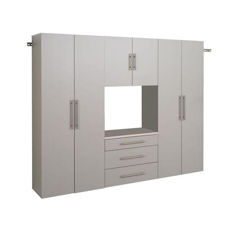 Wall Mounted Storage Cabinets Wall Mounted Cabinets Garage Cabinets Storage Systems Garage Storage The Home Depot