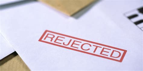 Rejection Letter En Fran Ais quot we regret to inform you that your application has been