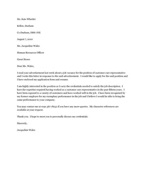 general employment cover letter 171 best images about resume exles on