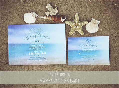 Great Beach Wedding Invitations Beach Wedding Invitations Fabulous Beach Wedding Invitations