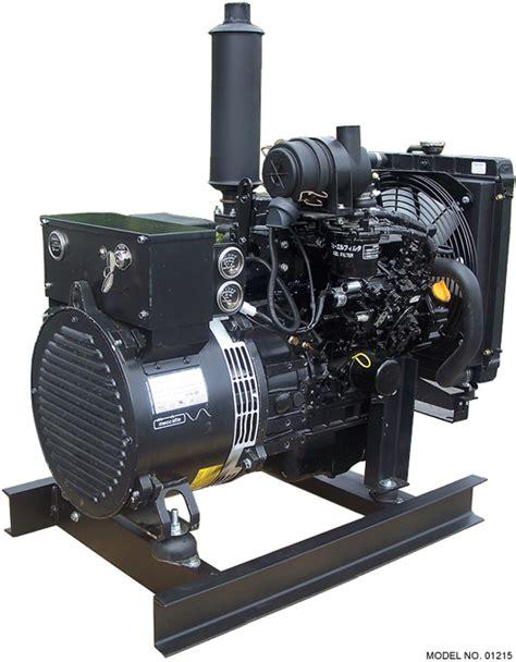 isuzu 14 kw diesel generator