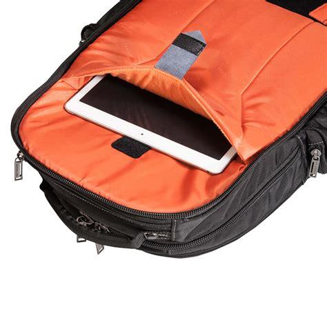 Tas Ransel Backpack Visval Majestic Black everki ekp121s15 atlas tas ransel business backpack black jakartanotebook
