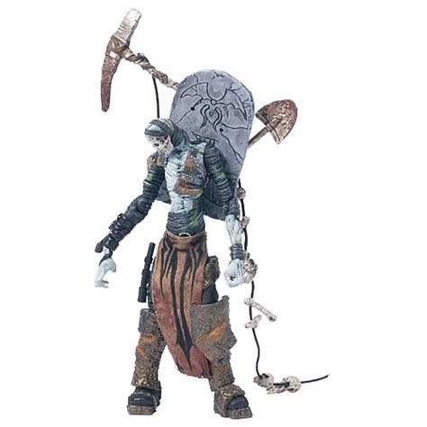 Mcfarlanetoys Spawnultraactionfigures Series8 Gravedigger 8 spawn grave digger figure mcfarlane toys spawn figures at entertainment