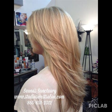 short hairstyles with a lot of layers long layers give a lot of added movement and softness to