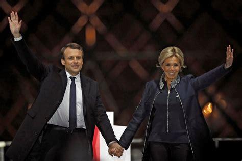 emmanuel macron dad macron wins french election