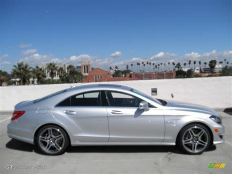 2012 iridium silver metallic mercedes cls 63 amg 55097019 photo 3 gtcarlot car