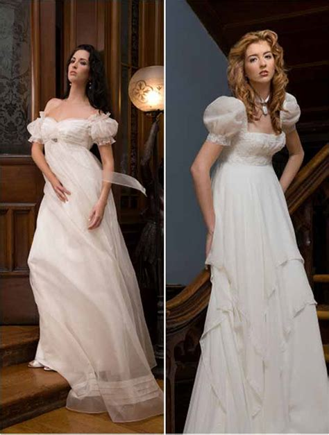 regency gowns ideas for weddings weddings
