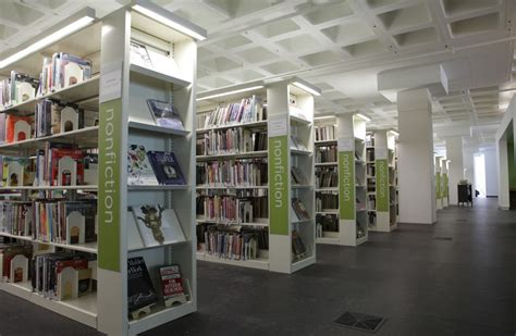 Library Shelving Cantilever Book Storage Donnegan Systems Inc