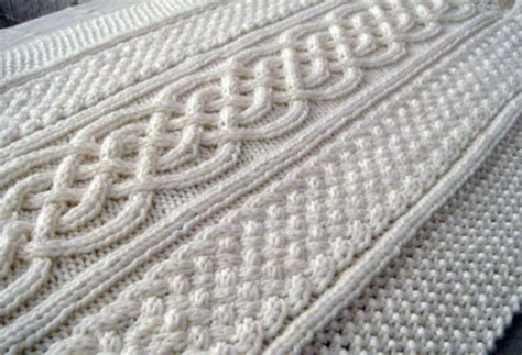 knitted blanket patterns celtic knitting patterns a knitting