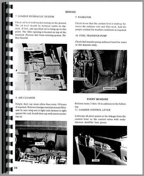 Owatonna 770 Skid Steer Loader Operators Manual
