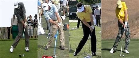 pga tour golf swings what is the perfect golf swing the art of simple golf