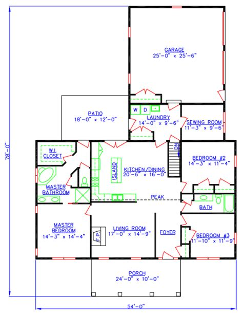floor plan guide the conestoga simple luxury home floorplan