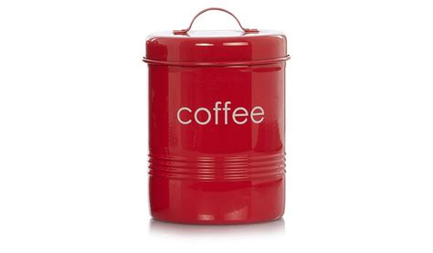 Kitchen Canisters Asda George Home Coffee Canister Kitchen Storage George