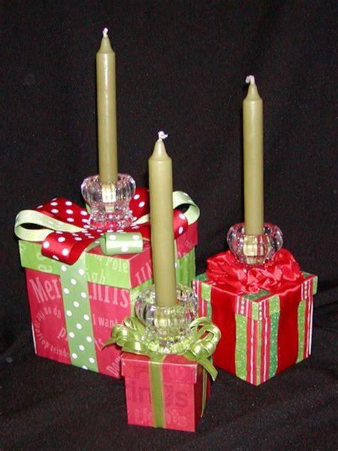 christmas box centerpiece christmas pinterest