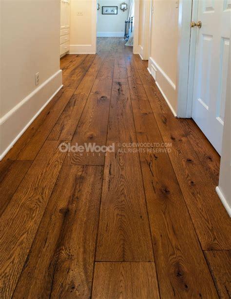 Wide Wood Plank Flooring Reclaimed Wood Flooring Wide Plank Floors Reclaimed Flooring