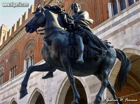 farnese piacenza la statua equestre di ranuccio i farnese a piacenza viqueria