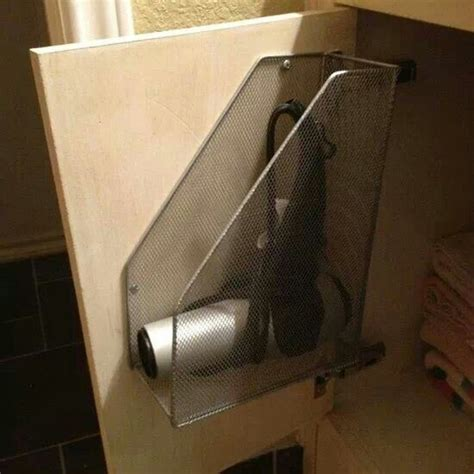 Hair Dryer Or Towel 1000 ideas about hair dryer storage on hair