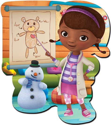 disney s doc mcstuffins wall sticker childrens nursery
