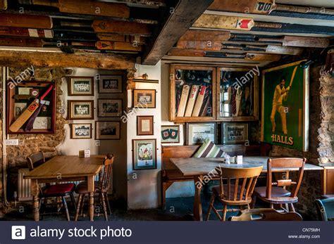 pub interior uk the bat inn cuddesdon