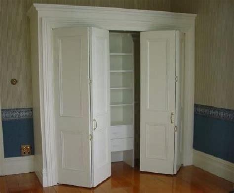 Bedroom Closet Bifold Doors 25 Best Ideas About Folding Closet Doors On