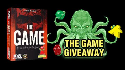 Video Game Giveaways 2016 - the game card game giveaway board game quest