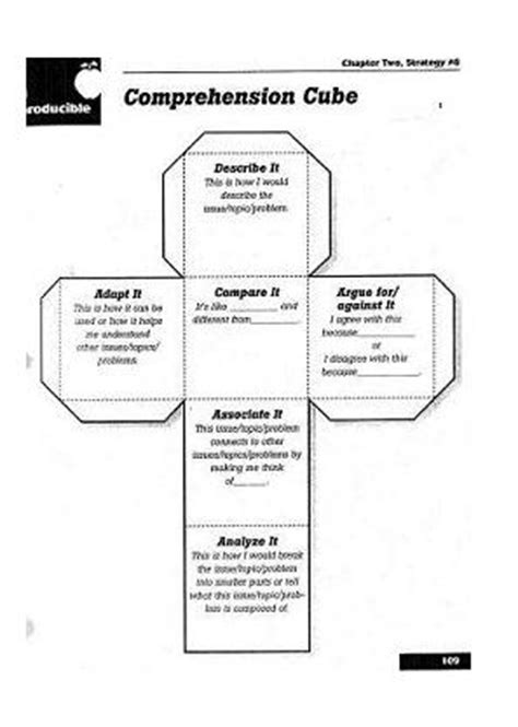 Reading Strategies For Comprehension Process