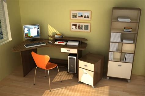decorate an office on a low budget