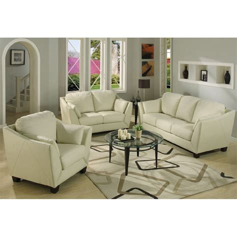 ivory leather sofa set ivory leather living room sets modern house