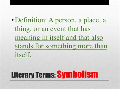 symbolism definition lp 03 09 imagery and symbolism
