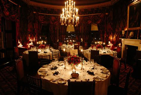 The Witchery Dining Room by Other Dining The Witchery Edinburgh