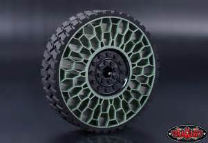 Tires And Wheels Design Arsenal 5 25 Quot Millitary Concept Tubless Wheel Tire 2 Rc4wd