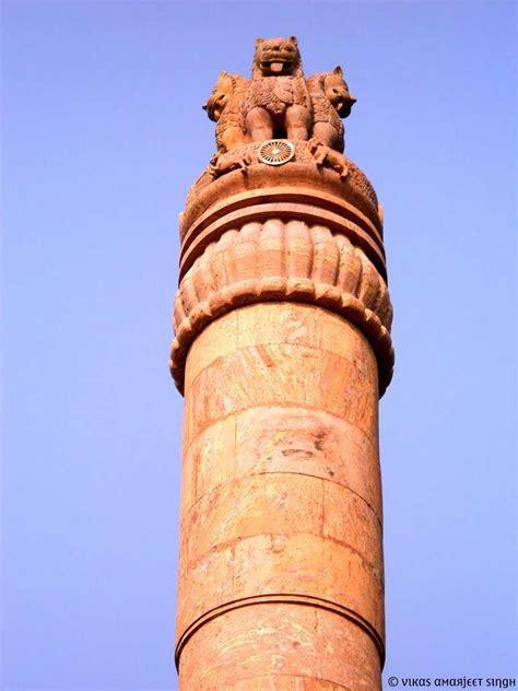 ashoka pillar sarnath ashoka pillar timings history